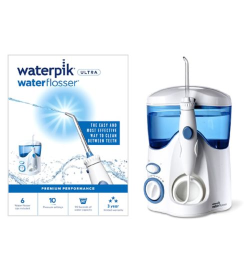 Waterpik Ultra WP120UK Water Flosser
