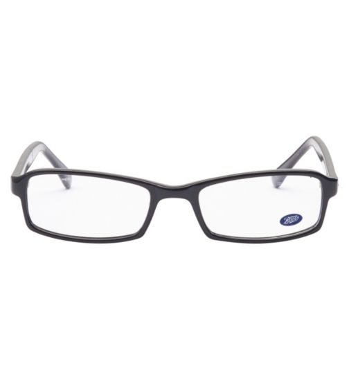 Boots Lewis Men's Black Glasses