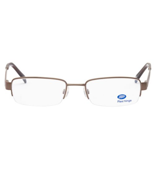 Boots Clive Men's Brown Glasses