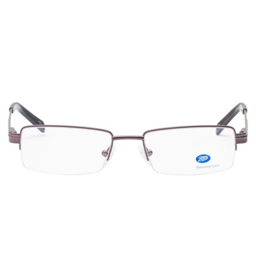 Boots Steven Men's Gunmetal Glasses