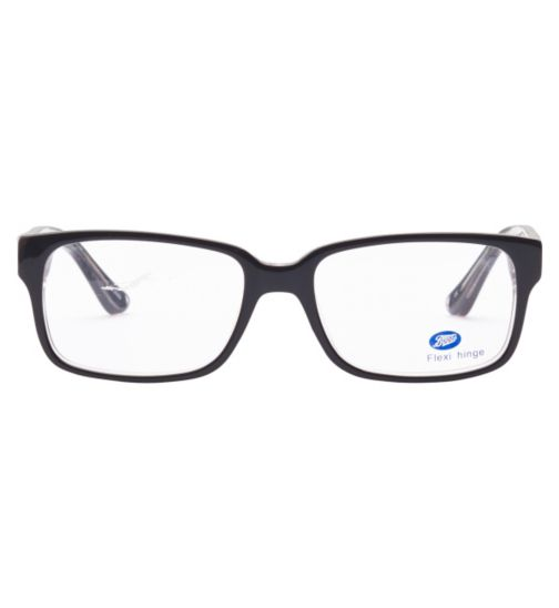 Boots Lloyd Men's Black Glasses
