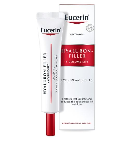 Eucerin® Anti-Age Volume-Filler Eye Cream SPF15 UVB + UVA Protection 15ml