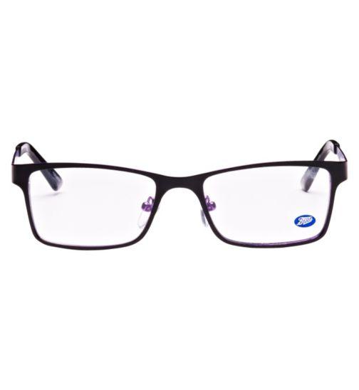 3e9948be3cd Boots Demi Women s Black and Purple Glasses