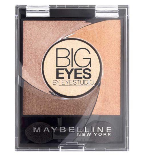 Maybelline Big Eyes Eyeshadow Palette