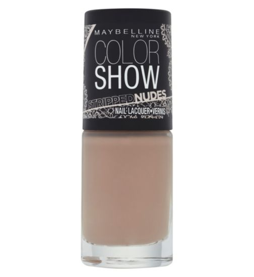 Maybelline Color Show Nudes Nail Polish