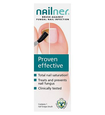 Nailner repair brush 5ml