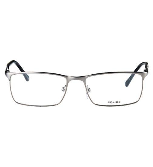 8d4f5a31b847 Police V8726 Men s Glasses - Silver