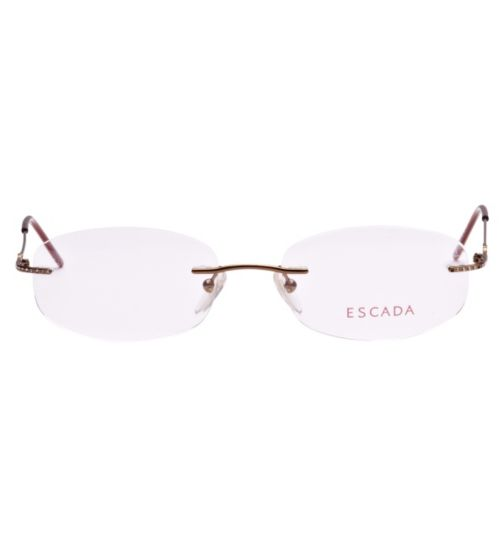 Escada Women's Bronze Glasses - VES533