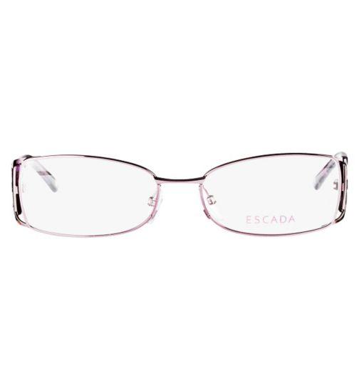 Escada Women's Burgundy Glasses - VES732