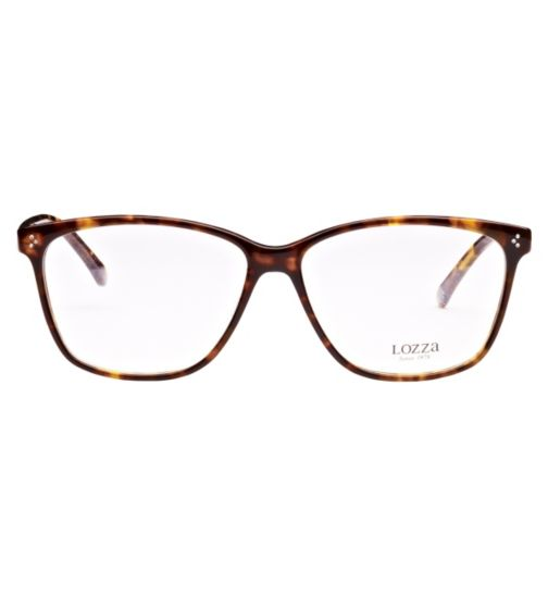 362b75364f5 Lozza Vintage Women s Havana Glasses - VL1982