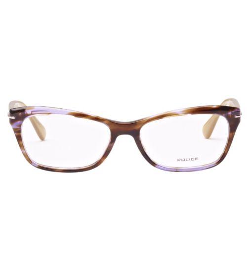 abec2a1ff5a3 Police V1775 Women s Glasses - Brown