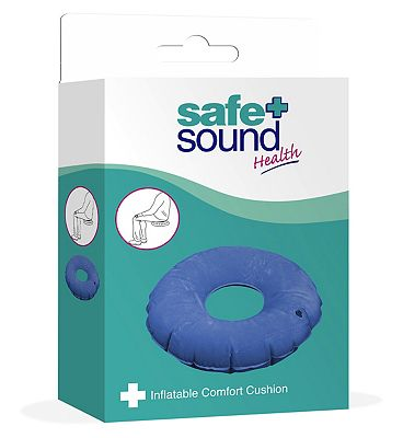 Safe & Sound Health Inflatable Comfort Cushion