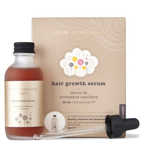 Grow Gorgeous Hair Growth Serum 60ml