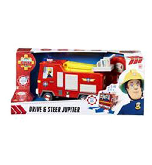 Fireman Sam Jupiter Drive & Steer
