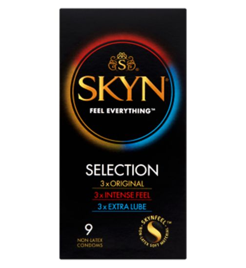 Mates Skyn Selection condoms 9s