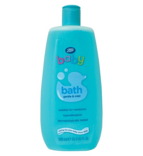 Boots Baby Baby Bath - 500ml