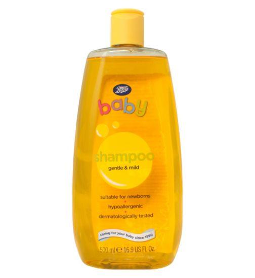 Boots Baby Shampoo 500ml