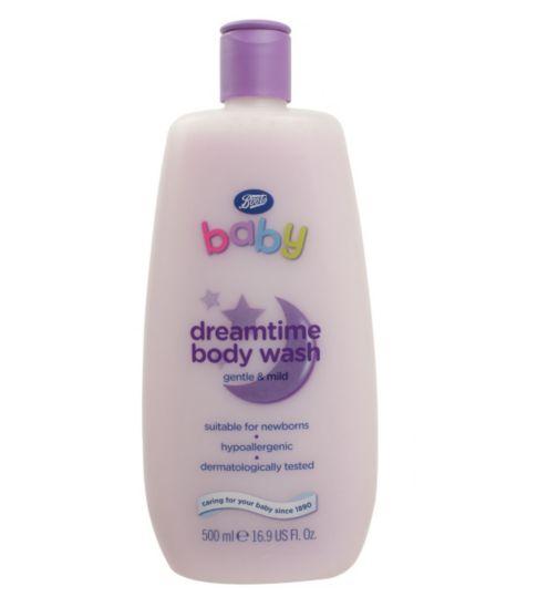 Boots Baby Dreamtime Bodywash- 500ml