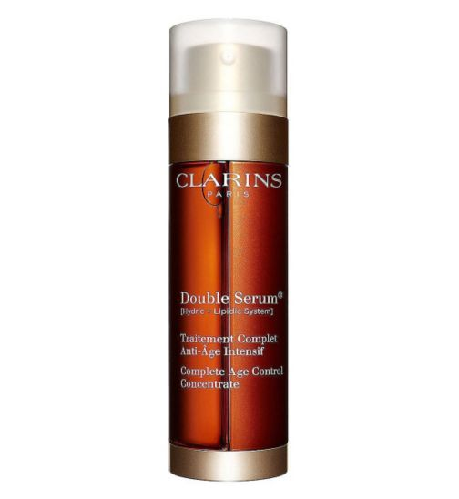 Clarins Double Serum - Complete Age Control Concentrate 50ml