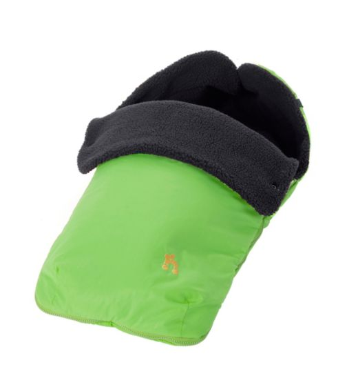 Out 'n' About Nipper Footmuff - Mojito Green