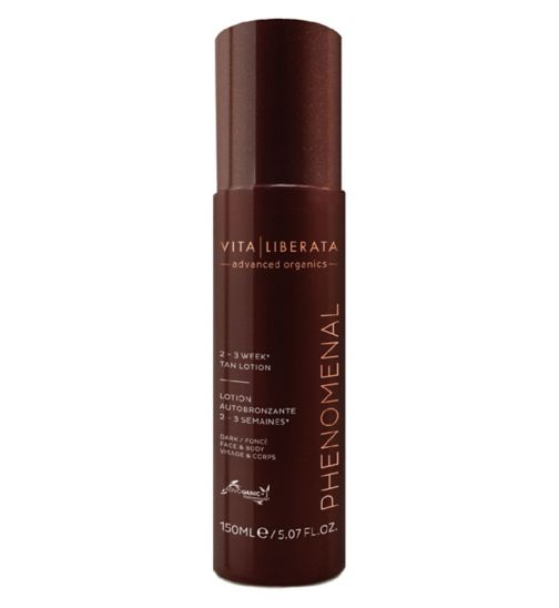 Vita Liberata pHenomenal 2-3 Week Self Tan Lotion - Dark 150ml