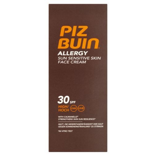 PIZ BUIN Allergy Sun Sensitive Face Cream SPF30 50ml