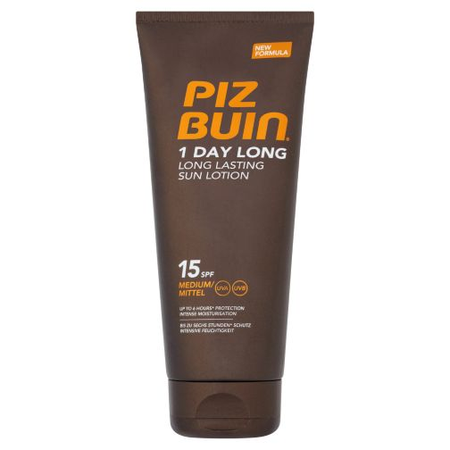 PIZ BUIN One Day Long - Long Lasting Sun Lotion SPF15 200ml