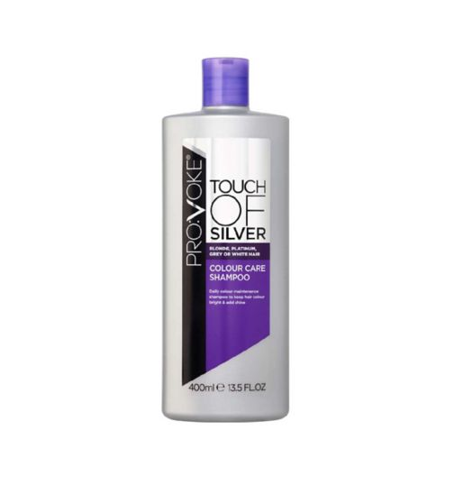 PRO:VOKE Touch Of Silver Colour Care Shampoo 400ml