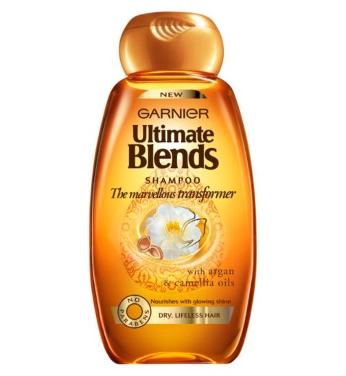 Garnier Ultimate Blends The Marvellous Transformer shampoo 400ML