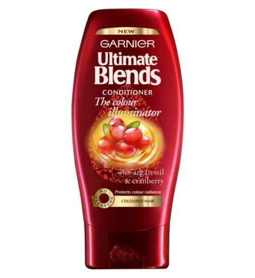 Garnier Ultimate Blends Colour Illuminator Conditioner 400ml