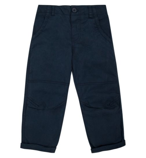 Boys Navy Combat Trousers - Mini Club