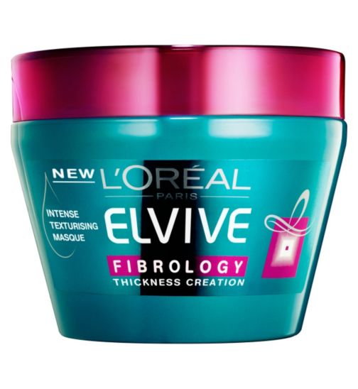 L'Oreal Elvive Fibrology Masque 300ml