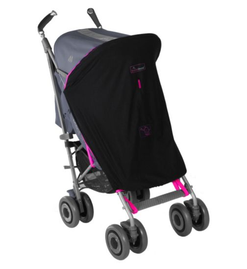 Snoozeshade Original Buggy Cover - Pink