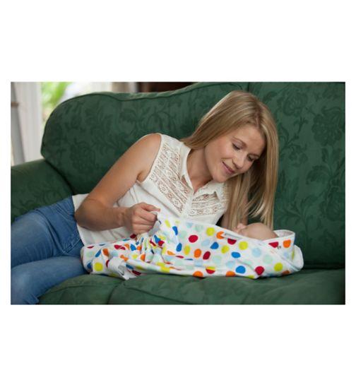 Snugglebundl Baby Lifting Blanket - Funky Spots