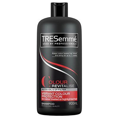 TRESemm Colour Revitalise Colour Fade Protection Shampoo 900ml