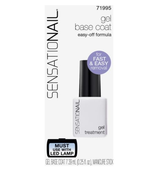 SensatioNail Gel Base Coat