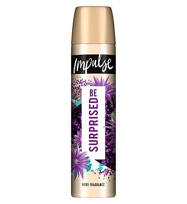 Impulse Be Surprised Body Spray 75ml