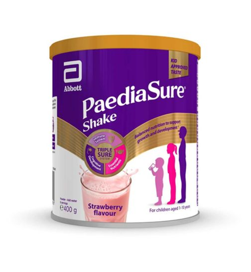 PaediaSure Shake 400g strawberry