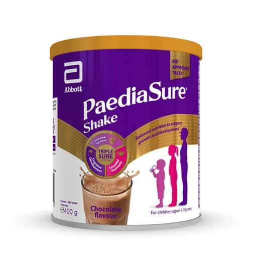 PaediaSure Shake 400g chocolate