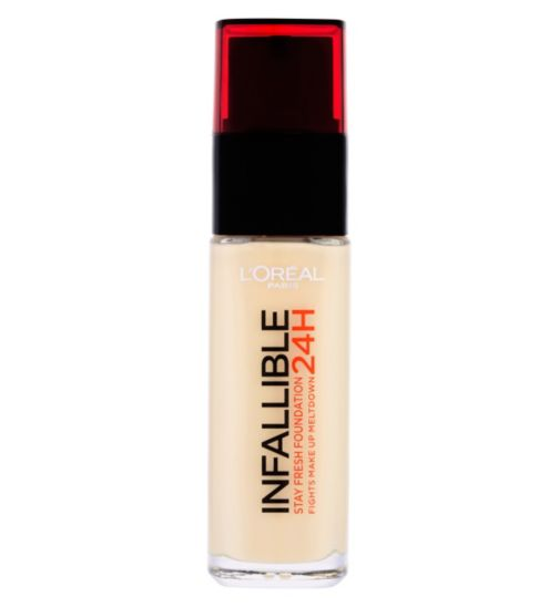 L'Oreal Paris Infallible 24H Foundation