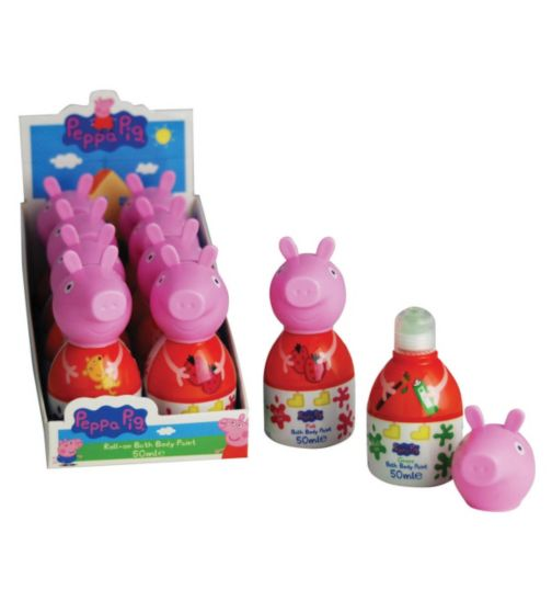 Peppa Pig Bath Body Paints