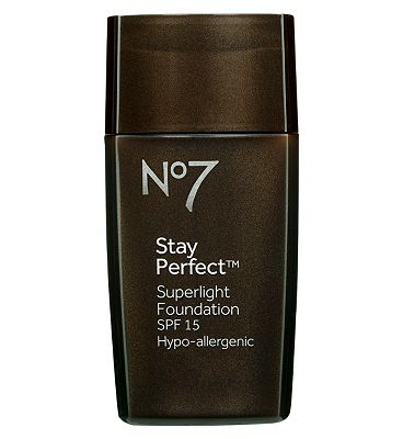 No7 Stay Perfect Superlight Foundation Soft Rose Warm Sand