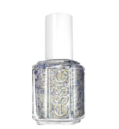 Essie Encrusted Collection On A Silver Platter