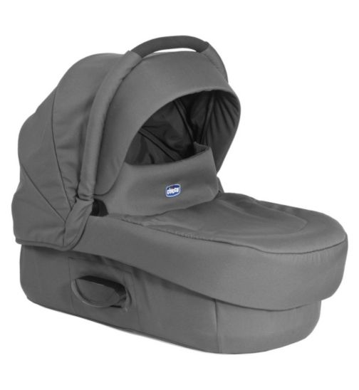 Chicco Artic Semi-Rigid Carry Cot - Anthracite