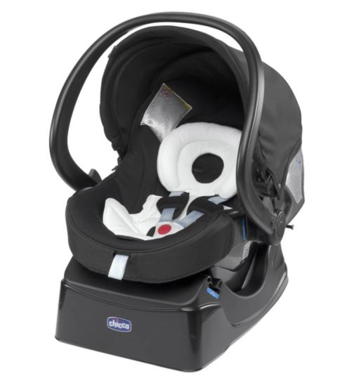 Chicco AutoFix Fast Car Seat - Night