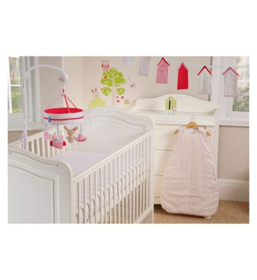 Gro Company Safer Sleep Nursery Set - Hetty
