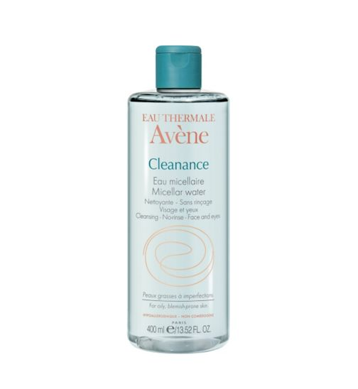 Avene Cleanance Micellar Water, 400ml