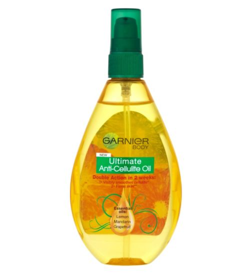 Garnier Body Tonic Oil Anti-Cellulite 150ml