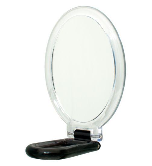 Danielle Creations Acrylic multi-function travel mirror