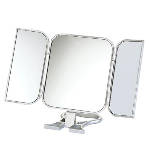 Danielle Creations multi function travel mirror
